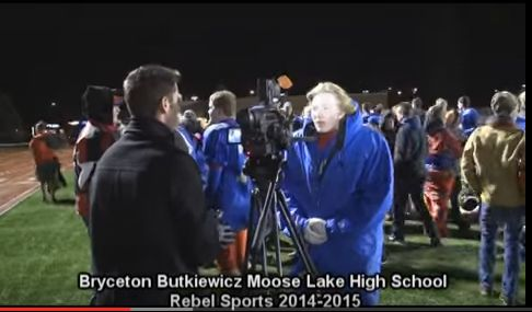 Bryceton Butkiewicz Sports Highlights 2014-2015