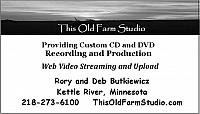 This Old Farm Studio Card