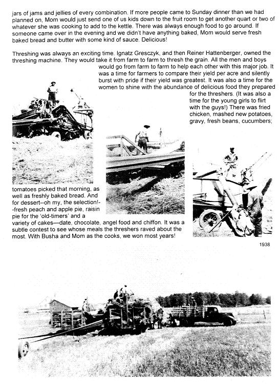 Farm History Page four